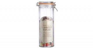 Kilner Facetted Clip Top Jar 2.2 Litre