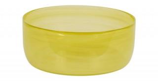Alabaster  Serving Bowl Yellow 26.5 cm
