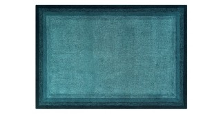 Blenda 100% Wool Rug Teal 160X230Cm
