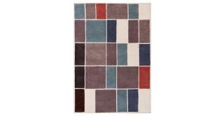 Blocks 100% Wool Rug 140 x 200 cm
