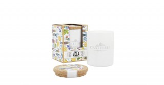 Castelbel Sardine Candle and Scented Bookmarker