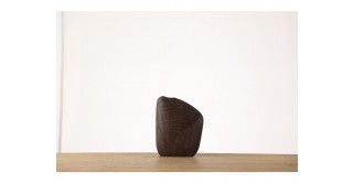 Yohan Vase 28.5 cm Brown