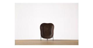 Yohan Decore Plate 31 cm Brown