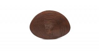 Yna Wall Sculpture 30.5 cm Brown