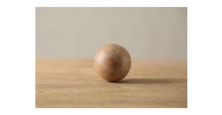 Yori Decore Ball 8 cm Brown