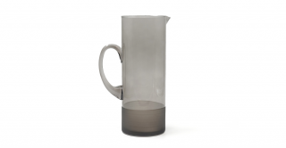 Ricco Pitcher Grey 1200ml