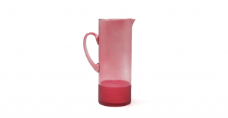 Ricco Pitcher Burgandy 1200ml
