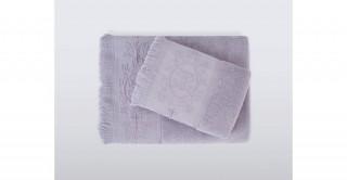 Nera Lilac Bath Towel 70 x 140 cm