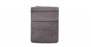 Roya Grey Hand Towel 50 x 90 cm