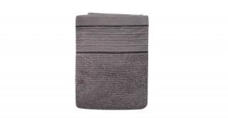 Roya Grey Bath Towel 70 x 140 cm