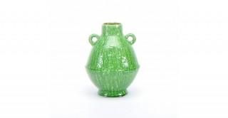 Viki Vase Green 26 cm