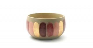 Vexana Decorative Bowl Gold 19.5 cm