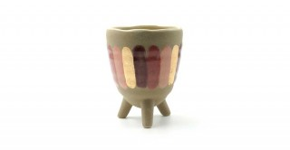 Vexana Vase Gold 14.2 cm
