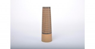 Vizon Mese Planter Grey 14 cm