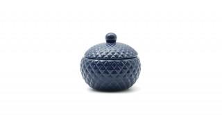 Viny Decorative Box Blue 11 cm