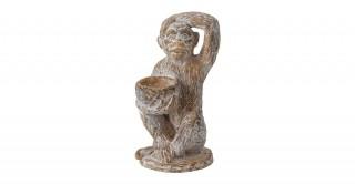 Grace Sculpture Brown 12.3 cm