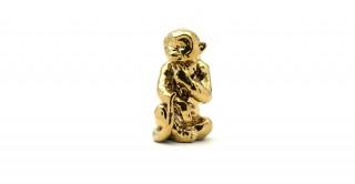 Grace Sculpture Gold 8.5 cm