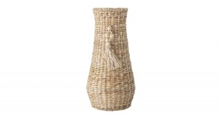 Water Hyacinth Deco Vase Nature