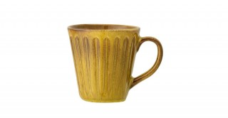 Cala Yellow Mug 9.5 cm
