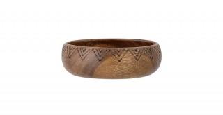 Acacia Bowl Brown 15 cm