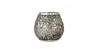 Glass Votive Gold 11 cm