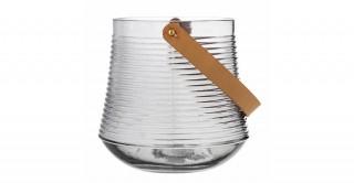 Lantern Glass, Grey