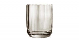 Ragna Drinking Glass,Brown