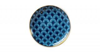 Frida 6Pcs Sweet Plate Blue