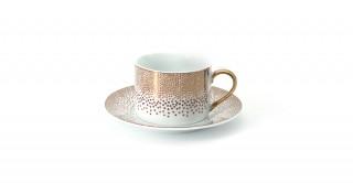 Flit Coffee Cup 6Pcs/Set Gold