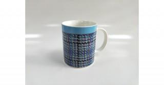 Foam Mug 14Oz Blue