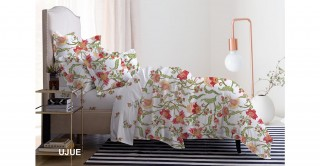 Ujue Printed Duvet Cover Set 260 X 240 Cm