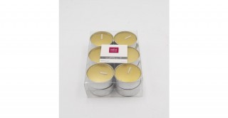 Diya Tealight Candle Gold Set of 12