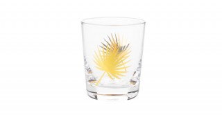 Palm 6Pcs Tumbler Gold