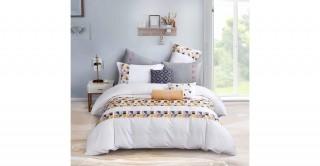 Eclipse Cotton Comforter Set  260 x 270 cm