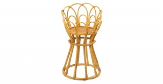 Rattan Natural Plant Stand 35 x 65 Cm