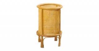 Rattan Natural Plant Stand 25 x 37 Cm