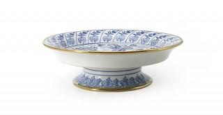 Midori Cntrpiece Bowl Wht 30.5 cm
