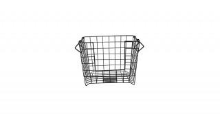 Cocoon Basket Black 30 cm