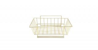 Cocoon Kitchen Rack Gold 36.5 cm