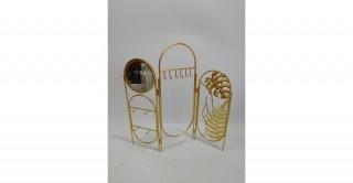 Croton Jewelly Hanger Gold 41 cm