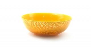 Rosa Bowl Shinny Yellow