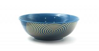 Rosal Bowl Shinny Blue