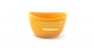 Rosa Dipping Bowl Shinny Yellow