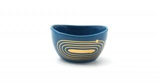 Rosal Dipping Bowl Shinny Blue