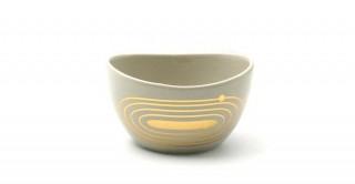 Rosel Dipping Bowl Shinny Grey