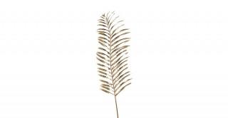 Areca Palm Leaf Gold 105 cm