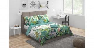 Etsuary Herb Comforter Set 5Pc , Queen Sze