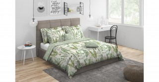 Biophilia Herb Comforter Set 5Pc , King