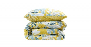 St.Lucia Cotton Comforter Set 200 cm - (3Pc)