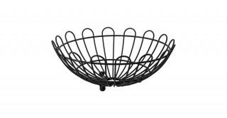 Villena Fruit Basket Black